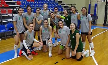 Κατέκτησαν το τουρνουά της Πάτρας τα «φίνα κορίτσια» του Παναθηναϊκού