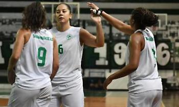 Ανεβαίνει συνεχώς η ομάδα μπάσκετ γυναικών του Παναθηναϊκού