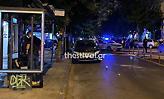 Ένας τραυματίας από πυροβολισμούς στο κέντρο της Θεσσαλονίκης