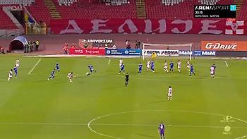 Τρομερό γκολ από τον Γκάβριτς του Ερ. Αστέρα (video)