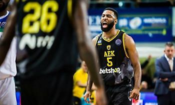 ΑΕΚ: Οι 10 καλύτερες φάσεις στο φετινό Basketball Champions League (videos)
