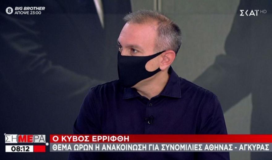 Φίλης στον ΣΚΑΪ: Το κυπριακό βέτο για Τουρκία – Τι θα γίνει αν η Ελλάδα κάνει τα στραβά μάτια