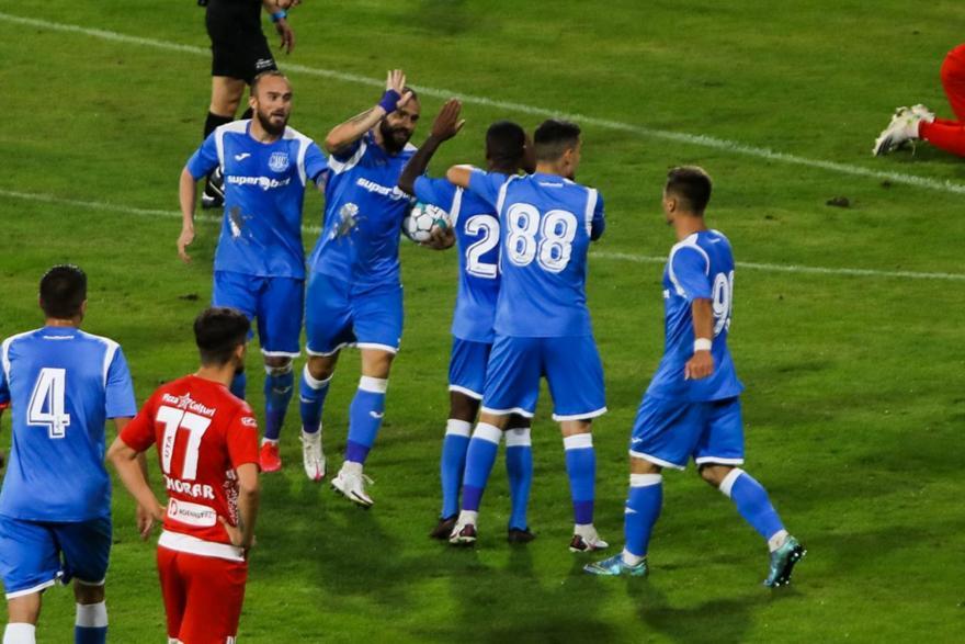 Δύο γκολ για highlights στον ίδιο αγώνα στη Ρουμανία (video)