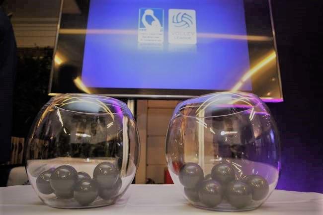 Αναβολή της κλήρωσης του πρωταθλήματος Volley League 2020/21