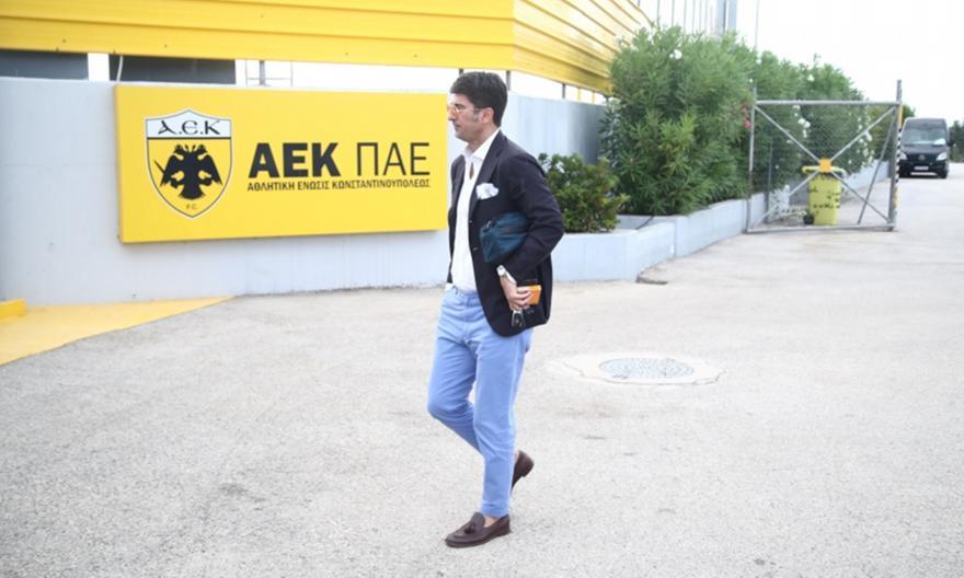 Τσακίρης: «Δεν εξαρτάται από το ματς με Σεντ Γκάλεν αν θα πάρει στόπερ η ΑΕΚ»