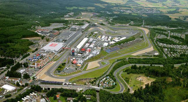 Παρουσία 20.000 θεατών το Grand Prix στο Νίρμπουργκρινγκ!