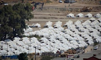 ΕΟΔΥ: Σε 7000 rapid test στη Λέσβο στο Καρά Τεπέ 243 κρούσματα κορωνοϊού
