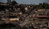 Μυτιλήνη: Προφυλακίστηκαν οι 6 Αφγανοί που κατηγορούνται για τον εμπρησμό της Μόριας