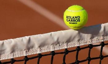 Θετική σε κορωνοϊό τενίστρια στο Roland Garros