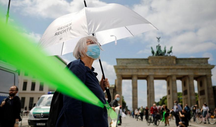 Γερμανία: Μεγάλη απεργία στο δημόσιο τομέα - Ζητούν αυξήσεις