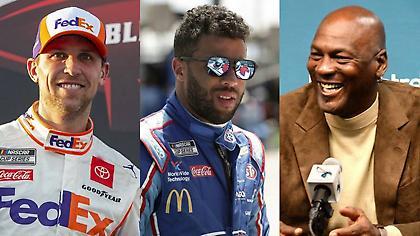 Αγόρασε ομάδα NASCAR και πήρε τον μοναδικό μαύρο οδηγό ο Τζόρνταν