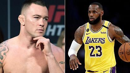 Νέα πρόκληση αθλητή του UFC σε Λεμπρόν: «Δεν θα άντεχε ούτε 10 δευτερόλεπτα»