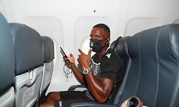 Ντόπες του πιλότου στην πτήση για Κράσνονταρ: «ΠΑΟΚ να 'σαι και μη φοβάσαι»