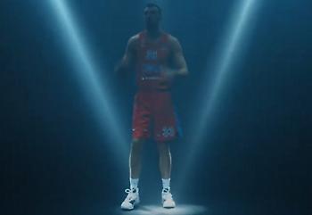 To εντυπωσιακό βίντεο της ΤΣΣΚΑ για τον Μιλουτίνοφ