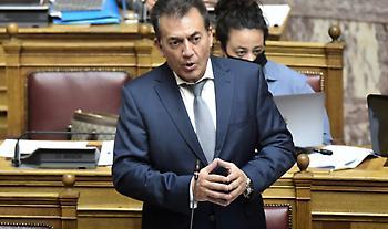 Βουλή: Κόντρα Βρούτση - Ραγκούση για την τηλεργασία στο 40% του ιδιωτικού τομέα