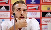 Φορτούνης: «Δεν υπάρχουν φαβορί σε τέτοια ματς - Θέλω να είμαι πρωταγωνιστής»