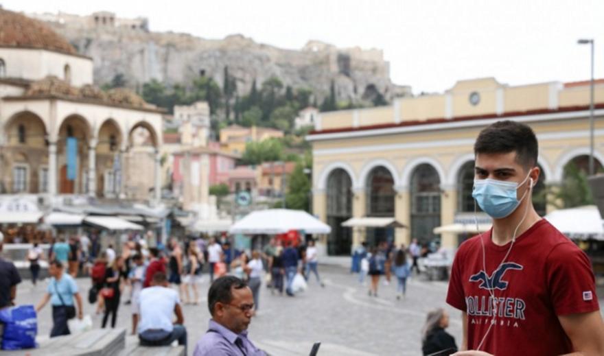 Ο χάρτης του κορωνοϊού στην Ελλάδα: 210 από τα 346 κρούσματα στην Αττική