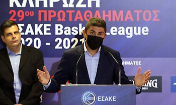 Αυγενάκης: «Δεν είμαι αισιόδοξος ότι σύντομα θα έχουμε φιλάθλους στα γήπεδα»