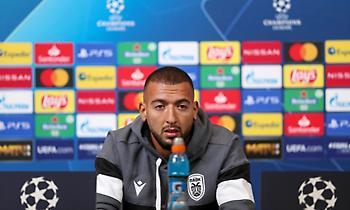 Ελ Καντουρί: «Ίσως είναι καλύτερο που παίζουμε στο δεύτερο ματς στην έδρα μας»