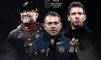 Γερμανική υπόθεση το βραβείο του καλύτερου προπονητή