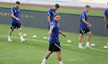 Χειρουργήθηκε ο Σταφυλίδης, χάνει τα ματς της Εθνικής τον Οκτώβριο