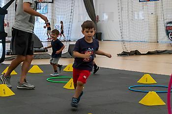 Eurohoops Kids: Μια όαση παιχνιδιού και δραστηριοτήτων (photos & video)