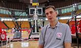 Μπαρτζώκας στο Eurohoops: «Ο Ολυμπιακός είναι το πεπρωμένο μου»