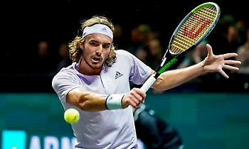 Τσιτσιπάς: «Μαζί με τη Μαρία ανεβάζουμε το τένις. Έγινε κάτι παρόμοιο στο μπάσκετ με τον Γκάλη»
