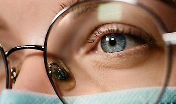Νέα μελέτη: Πόσο προστατεύουν τα γυαλιά από τον κορωνοϊό