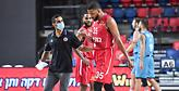Αγωνία με Τόμας εν όψει Final 8 του BCL στη Χάποελ Ιερουσαλήμ