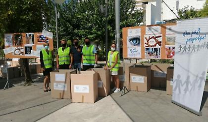 Όλοι Μαζί Μπορούμε: 22 φορτηγά 5 τόνων για τους πλημμυροπαθείς της Καρδίτσας-Θεσσαλίας