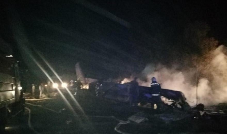 Συντριβή αεροσκάφους-Ουκρανία: Tουλάχιστον 25 νεκροί - Μηχανική βλάβη δείχνουν τα πρώτα στοιχεία