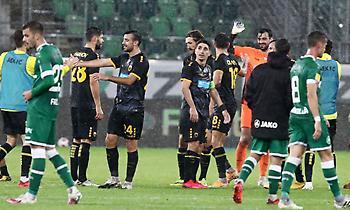 Τσακίρης: «Χρειάζονται ρυθμό οι παίκτες της ΑΕΚ»