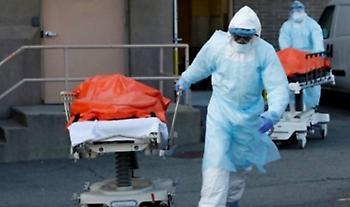Κορωνοϊός: Πάνω από 990.000 νεκροί παγκοσμίως