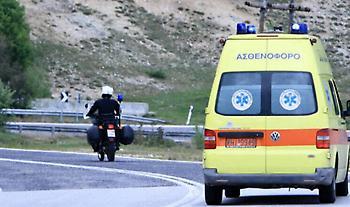Θεσσαλονίκη: Κατέληξε ο 55χρονος τραυματίας από το τροχαίο στο Δερβένι