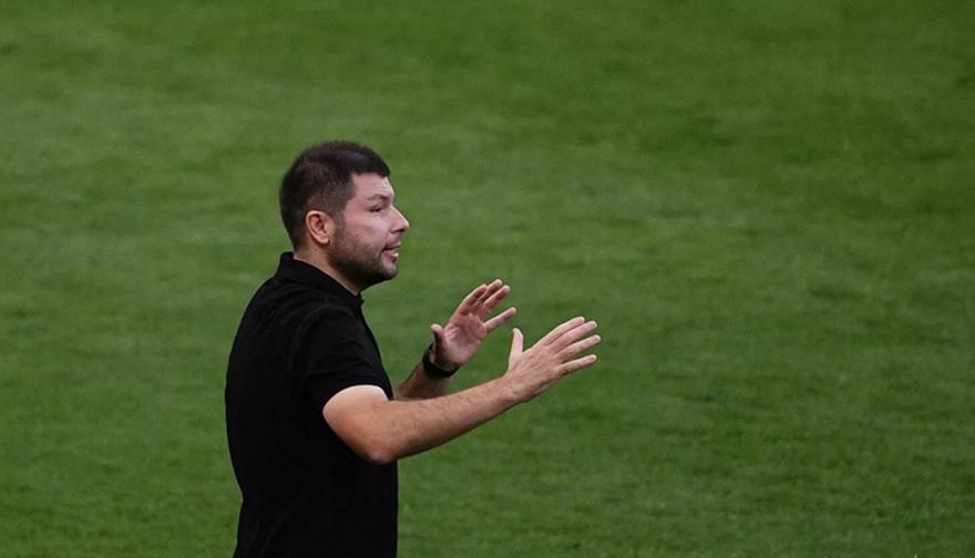Μουσάεφ: «Μείναμε στο ματς με τον ΠΑΟΚ»