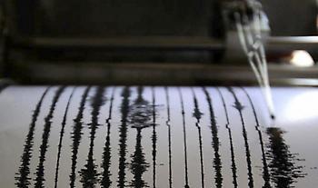 Σεισμός 4,2 Ρίχτερ στη θαλάσσια περιοχή του Αγίου Όρους