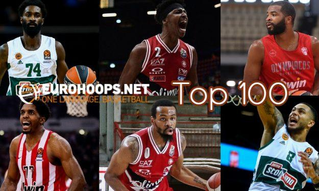 Ευρωλίγκα: Οι TΟΠ-100 παίκτες της φετινής σεζόν (100-76)