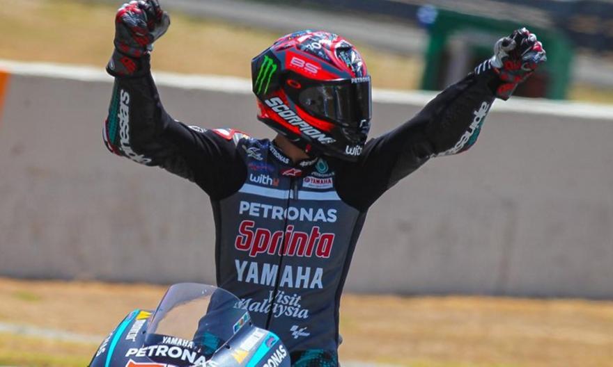 MotoGP: Θριάμβευσε στη Βαρκελώνη ο Κουαρταράρο