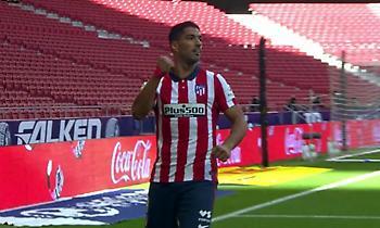 Ντεμπούτο με δύο γκολ ο Σουάρες! (video)
