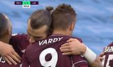 Καταπληκτικό γκολ του Βάρντι κόντρα στη Σίτι με τακουνάκι (video)