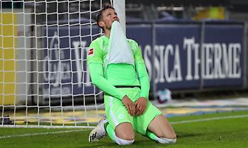 «Κόλλησε» πριν την ΑΕΚ η Βόλφσμπουργκ