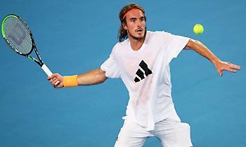 Ντεμπούτο στο Roland Garros για Τσιτσιπά