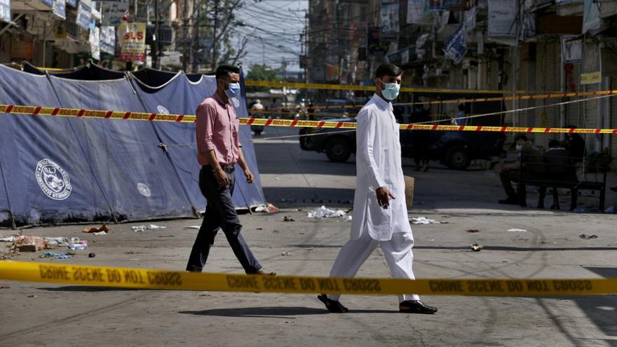 Πακιστάν: Πέντε νεκροί από έκρηξη παλιάς οβίδας
