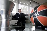 Μπερτομέου: «Υπάρχει εναλλακτικό σχέδιο με 'φούσκα' για την Ευρωλίγκα»
