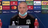 Σμολνίκοφ: «Είμαστε απόλυτα προετοιμασμένοι για να τα καταφέρουμε»