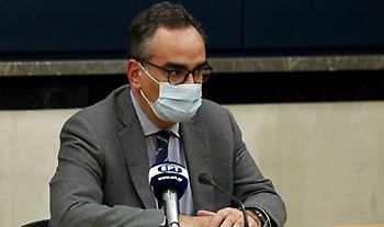 Κοντοζαμάνης: Υπάρχει επάρκεια τεστ για κορωνοϊό- Έρχονται κι άλλες προσλήψεις γιατρών