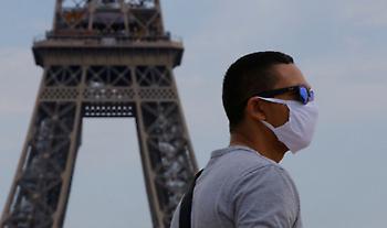 Γαλλία: Διπλασιάστηκαν τα κρούσματα κορωνοϊού στα 8.051 σε 24 ώρες