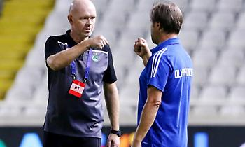 Μπεργκ: «Το πέναλτι στον πρώτο αγώνα ήταν ο μεγάλος παράγοντας»