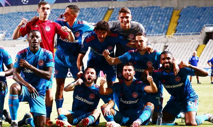 Ομόνια-Ολυμπιακός 0-0